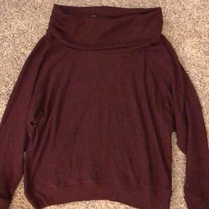 NWT Express One Eleven Cowl Or OTS Sweater Small